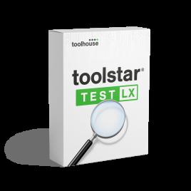 toolstar®testLX mit shredder